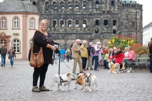 Tur til Trier i Tyskland
